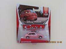 Disney Pixar 2013 Cars 2 GEARTRUDE PINK PARIS TOUR CARS Hot CB-G-OE
