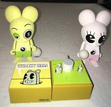 Space Monkey Dalek Vanimal Zoo Vinyl Mini-Figs Sony Creative 2003 Deal!