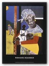 Come Sunday by Romare Bearden African American Art Print Poster 30x22