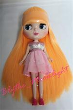 "Takara 12"" Neo Blythe Nude Doll Simply Mango For Custom Blythe_Moonlight2133"