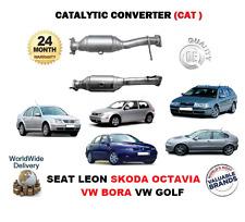 FOR SEAT LEON SKODA OCTAVIA VW BORA VW GOLF CATALYTIC COVERTER CAT