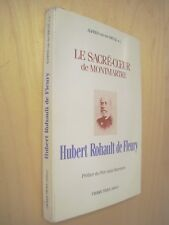 Alfred van der brule Le Sacré-Coeur de Montmartre Hubert Rohault de Fleury 1995
