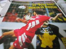 Fußball 14 1994-1995 Deutschland Kaiserslautern Dortmund 1:0