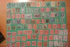 U.S.A 177 Assorted Stamps