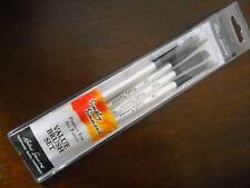 Simply Simmons Paint Brush Set Different Strokes Stippler 1/2 Scumbler Robert