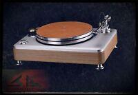Shinola Runwell J-n-B Audio Pro series Turntable Dust Cover  -= Set Top  =-