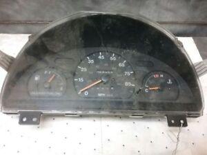 Speedometer Cluster US Fits 96-01 METRO 253500