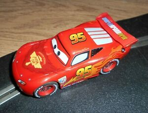 Carrera Go Scalextric 1:43 Disney Pixar Cars Lightning McQueen car - superb