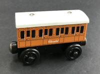 "CLARABEL Thomas  & Friends 3"" Wooden Train Learning Curve Brio Compatible"