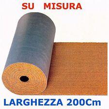 Zerbino cocco Tappeto esterno vendita SU MISURA a multipli di 10 cm altezza 2 mt