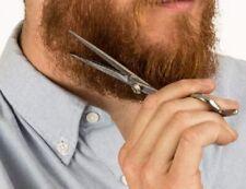 Professional Barber Stainless Steel Scissors, Beard, Mustache, Nose, Facial Hair