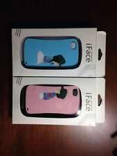 Couples' Iphone 4-4s Cases         Pink & Blue