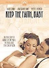 Keep the Faith, Baby (DVD, 2003)