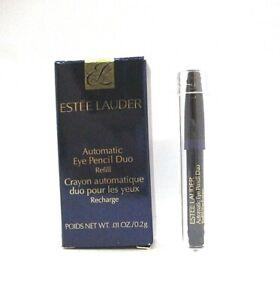 Estee Lauder  Automatic Eye Pencil Duo Refill ~ AED 36 Aubergine ~ .01 oz / BNIB