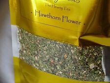 Aubépine fleur naturel à base d'herbes médicinales Premium Loose Leaf Tea 40 g F...