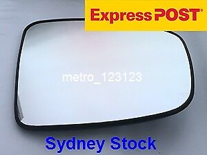 RIGHT DRIVER SIDE MIRROR GLASS FOR NISSAN MURANO 2009-2018