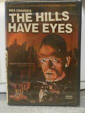 The Hills Have Eyes (DVD, 2003, 2-Disc Set) RARE WES CRAVEN HORROR BRAND NEW