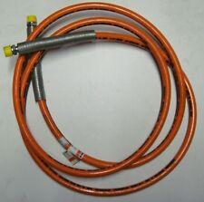"Hydraulic Hose 3.1mtr SPX Powerteam 9765E 700 Bar 1/4"" Bore"