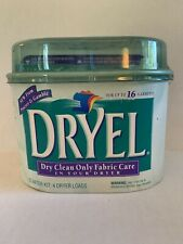 Dryel At Home Dry Cleaning Starter Kit - 16 Garments, 4 Dryer Loads Still Sealed