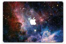Sticker skin pour MacBook Pro Air - Galaxy - Fabriqué en France