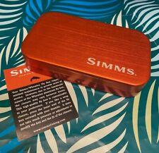 Simms Wheatley Fly Box - Orange