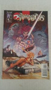 Thundercats #4 of 5 January 2003 Wildstorm DC Comics Gilmore McGuiness Martin