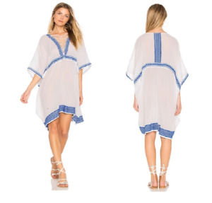 Vitamin A  Isabell Short Caftan Cover-Up sz XS / S