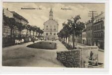 AK Markneukirchen, Marktplatz