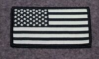 US FLAG PATCH…GLOW IN THE DARK DESIGN