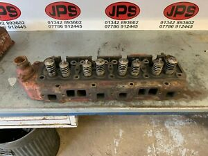 Cylinder head  X  Ford 4D / Fordson Major engine  DD3E / E2....... .£220+VAT