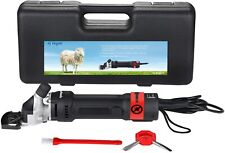 Missyee Sheep Goat Shears Clippers Electric Animal Shave Grooming Farm Supplies