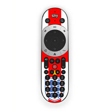 England World Cup Sky Q Touch Remote Control Skin sticker