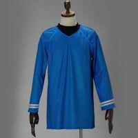Star Trek Into Darkness Star Fleet Command Team Spock Costume Shirt Uniform New