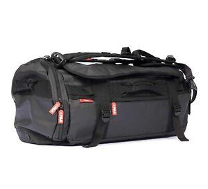 Fuji Sports BJJ Jiu-Jitsu Comp Convertible BackPack Duffle Bag Gearbag  - Black