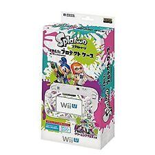 Japanese Edition Hori Splatoon - Ikashita Protect Case for Wii U Gamepad