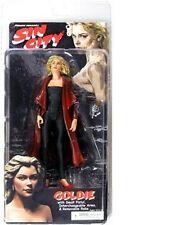 Sin City Goldie Action Figure NIB NECA NIP Jamie King