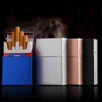 C igarette Case King Size Metal Box Holder Big Case T obacco 20 Cigarettes