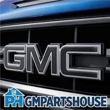 2015-2018 GMC Sierra 1500 2500 Black Out Emblem Kit GENUINE GM 84395038