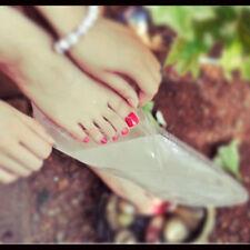 3 pairs - 6 piece Baby Feet Exfoliating Foot Mask Magic Skin Peeling Dead Skin S