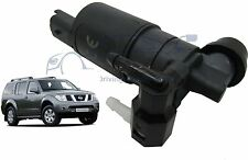 Front & Rear Windscreen Washer Pump Fits Nissan Pathfinder Jeep SUV 2005 > 2013