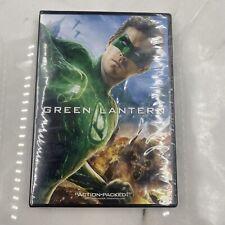 Green Lantern (DVD, 2011) Ryan Reynolds Blake Lively Brand New Factory Sealed DC