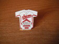 """2013 JAPAN JERSEY Pin  - 1 1/4"""" -  Little League World Series Pins"""
