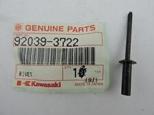 92039-3722 NOS Kawasaki Rivet Jet Ski JS300 JS650 1987-1994 W2248