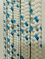 Double Braid Polyester Rope Arborist Bull Tree Rigging Work Utility Any Size USA