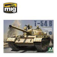 RUSSE MEDIUM RÉSERVOIR T-54 B LATE MODÈL 1/35 Takom