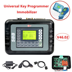 SBB V46.02 Key Programmer Immobilizer Diagnostic Tool Fit For Nissan Honda Audi