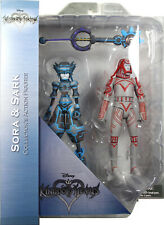 Kingdom Hearts ~ SORA & SARK ACTION FIGURE SET ~ Diamond Select Toys (DST)