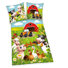 Bettwäschegarnituren für Kinder mit Tiere Motiv