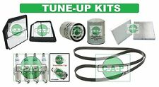 TUNE UP KITS for 06-11 CIVIC: SPARK PLUGS, BELT; AIR, CABIN & OIL FILTER