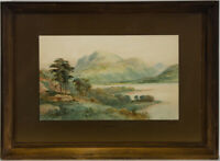 Ralph Morley (fl.1870-1900) - Framed Late 19th Century Watercolour, Ben Nevis